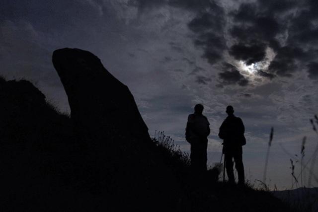 Miti e Menhir sulla Via Marenca