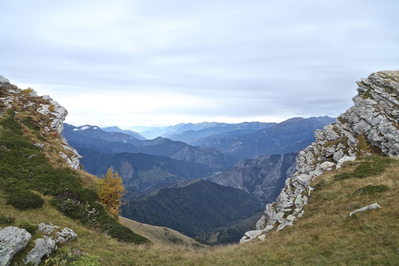 La Francia dal Monte Missun