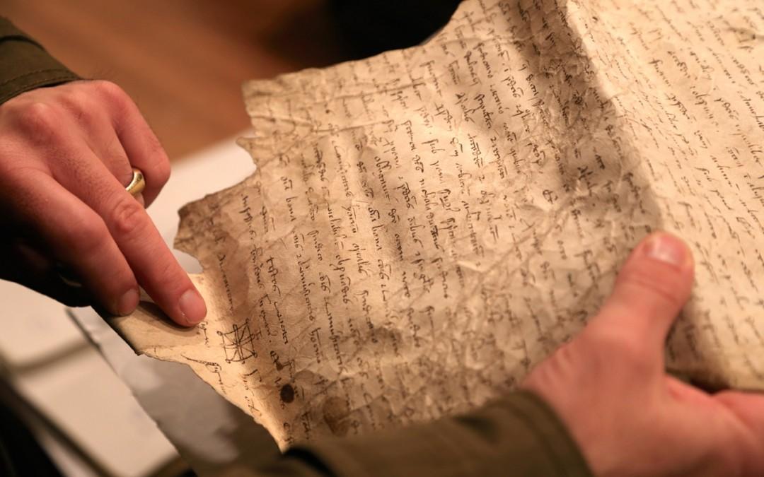 L'Archivio Storico di Dolceacqua
