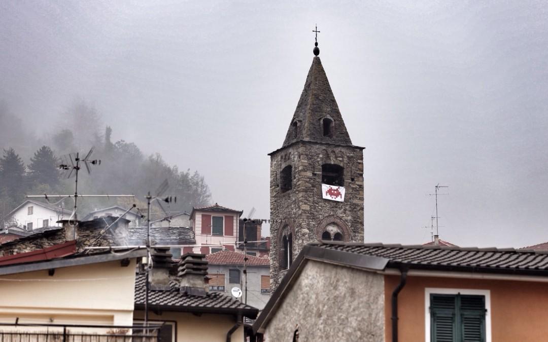 La Torre di Cosio d'Arroscia #invasionidigitali 2015